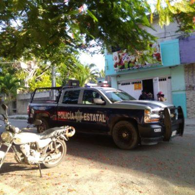 Sujetos se hacen pasar por comensales para asaltar violentamente un restaurante en Playa del Carmen