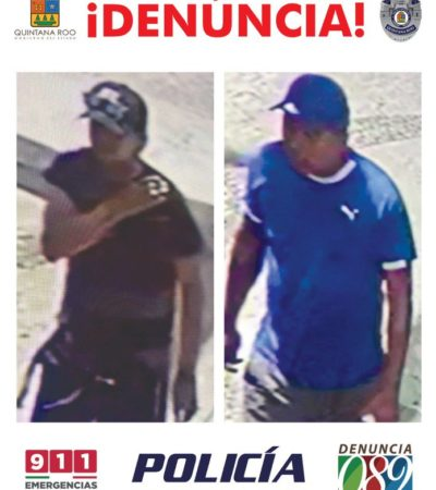 Difunden fotos de asesinos de Plaza Antigua