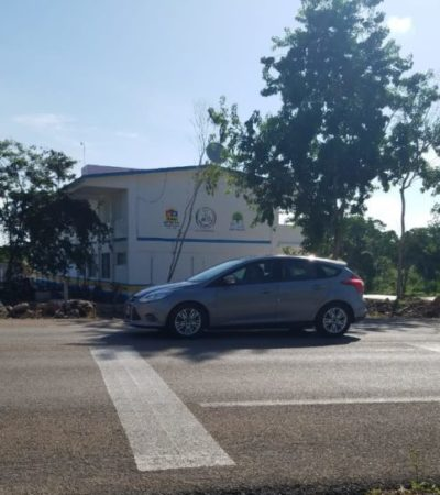Atropellan a dos alumnos en Dziuché y habitantes exigen construcción de ciclopista
