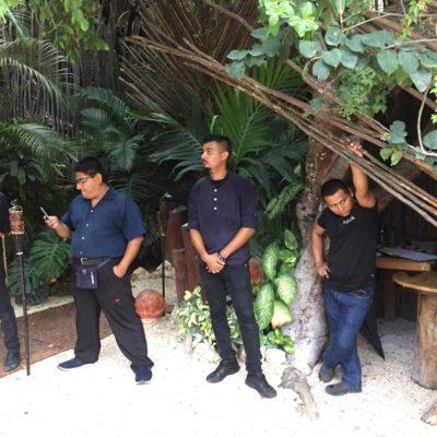 Se inconforman trabajadores del exclusivo hotel Azulik de Tulum por retraso en pago de propinas