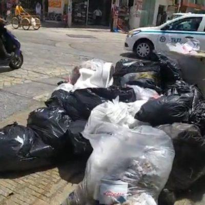 ESTALLA CRISIS DE LA BASURA EN SOLIDARIDAD: Suspenden servicio de recolección de desechos en parte de Playa por el conflicto con Redesol; reconoce comuna problema y asegura tener 'plan de emergencia'