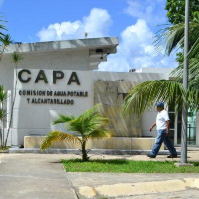 Pospone CAPA proyecto de instalación de drenaje en la cabecera municipal y localidades de José María Morelos