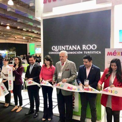El CPTQ asiste a la Expo Internacional de Turismo 2019 en Brasil