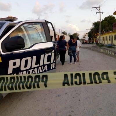 Hombre cae de altura y muere en la colonia Santa Cecilia de Cancún