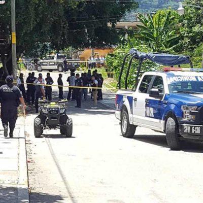 VIOLENCIA EN CHIAPAS: Suman cinco ejecuciones en las últimas 24 horas en Ocosingo