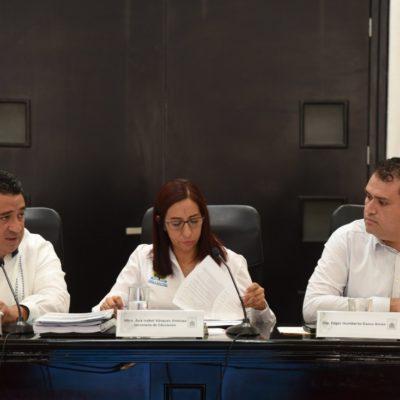 COMPARECE SECRETARIA DE EDUCACIÓN: Se compromete Ana Isabel Vázquez a saldar el 100% de las becas pendientes desde hace 8 meses