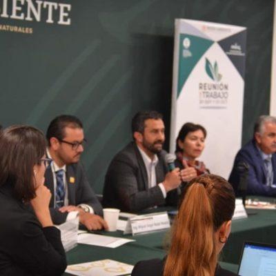 Preparan autoridades ambientales de México su agenda para la COP25 en Chile