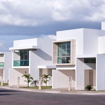 Crece venta de vivienda residencial en Yucatán, pero la económica cae hasta en 50%