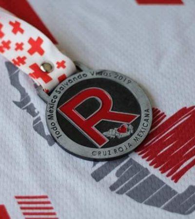 Invitan a participar en la carrera con causa de la Cruz Roja en Cancún