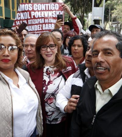EL LABERINTO DEL 'PARTIDAZO': Desconfían en Morena hasta de su padrón