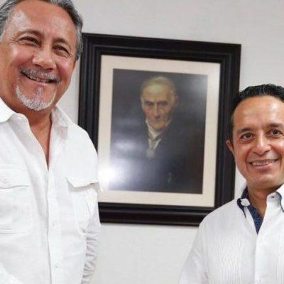 RATIFICAN A ARTURO CONTRERAS COMO SECRETARIO DE GOBIERNO: Oficializa Gobernador nombramiento a través de un 'tuit'