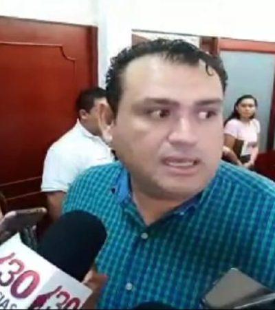Pide Edgar Gasca a la ciudadanía involucrarse y enviar preguntas para secretarios del gabinete estatal durante comparecencia ante el Congreso