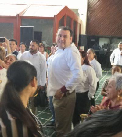 """""""HOY CONFORMAMOS MAYORÍA EN BLOQUE"""": Defiende Edgar Gasca legalidad de la instalación del nuevo Congreso de Quintana Roo"""