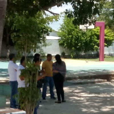 Evacuan primaria de Chetumal por fetidez emanada de la red de drenaje