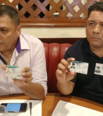 Exmilitares armados que fueron aprehendidos en Solidaridad acusan ser víctimas de detención arbitraria; pobladores los acusan de promover despojos de tierra