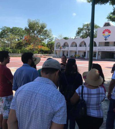 BUSCAN DIFUNDIR LA IMPORTANCIA HISTÓRICA DE LA ZONA FUNDACIONAL DE CANCÚN: Lo que ocurre en el Centro puede detonar cosas positivas para toda la ciudad, aseguran