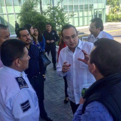 COMPARECE FIDEL VILLANUEVA ANTE FISCALÍA ANTICORRUPCIÓN: Ex presidente del Tribunal Superior de Justicia se niega a declarar por acusación de presunto desvío de 23 mdp