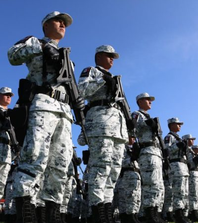 Donan predio a la Guardia Nacional y descubren red de corrupción de exfuncionarios en Edomex