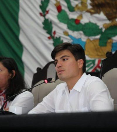 Pierde Gustavo Miranda la comisión de Seguridad Pública y queda al frente de la comisión de la Defensa de los Límites y Asuntos Fronterizos