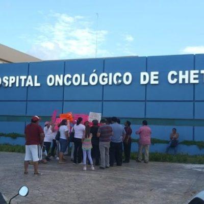 Gobierno del Estado requiere de 500 mdp para que el Hospital Oncológico de Chetumal inicie actividades, afirma Carlos Joaquín