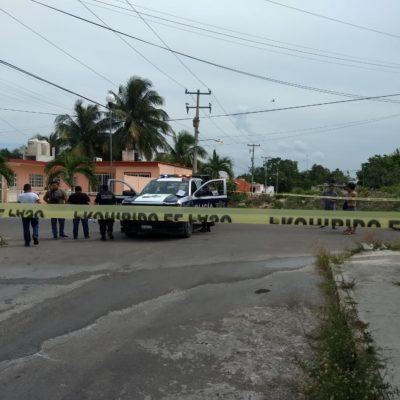 En estado crítico por un balazo en la cabeza, ingresan a un hospital en Cancún a bebé de tres meses herida durante ataque a su familia en el que murió su madre en FCP