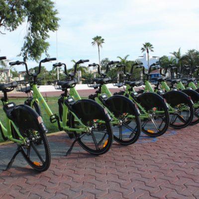 ¡EN SUS MARCAS, LISTOS… BICIPLAYA!: En el Día Internacional sin Automóvil, todo listo para el arranque de nuevo proyecto de movilidad a partir de este domingo en Playa del Carmen
