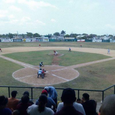 Este domingo se define finalista de la Liga de Béisbol Mayor de QR