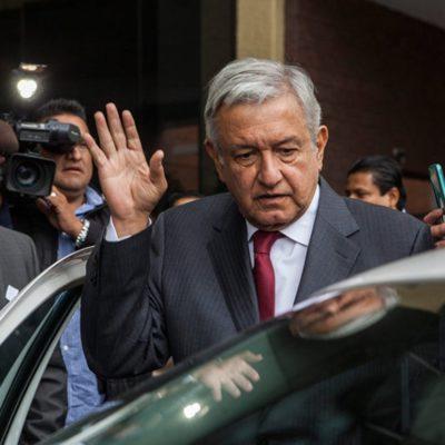 Revela PRD que el INE habría citado a AMLO a comparecer por uso indebido de recursos