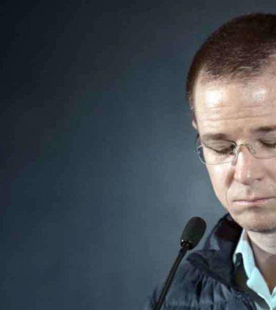 DEBUT Y DESPEDIDA: Cancelan participación de Ricardo Anaya en diplomado de la UNAM por repudio estudiantil