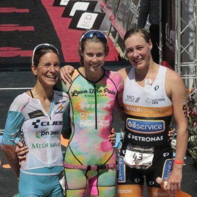 Tiene Ironman 70.3 nuevo campeón en varonil; en femenil hay bicampeona