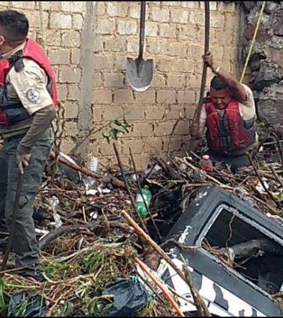 Imprudencia y lluvias causan 15 muertes en la Zona Metropolitana de Guadalajara