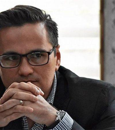 Señala Winckler que su remoción de la Fiscalía de Veracruz es ilegal; responsabiliza al gobernador y a AMLO de su integridad