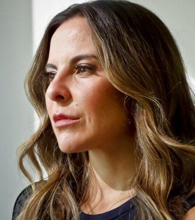 Admiten pruebas de Kate del Castillo contra extinta PGR por presunta persecución política