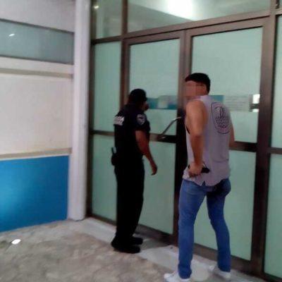Ladrones hieren de bala a universitario en la Región 101 de Cancún