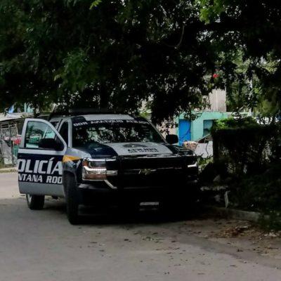 Tras persecución, detienen a tres ladrones de casa-habitación en Chetumal