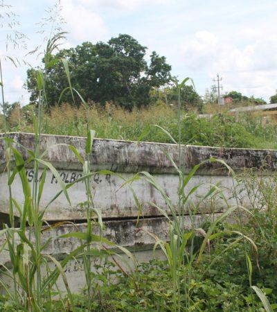Lanchas abandonadas, foco infeccioso en Kantunilkín
