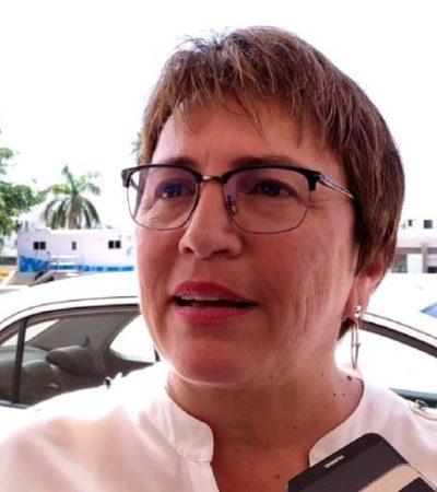 Causa sorpresa a Laura Beristain salida del ex asesor jurídico René Medrano de la nómina municipal