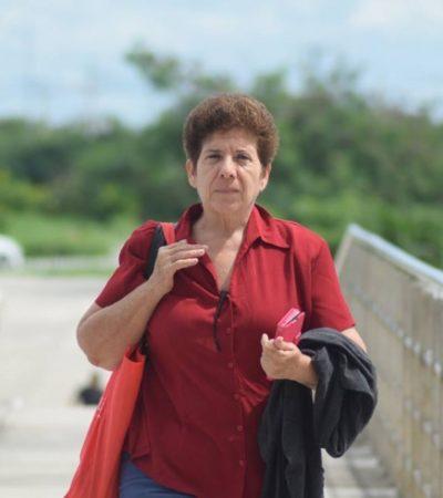 Aplazan audiencia en el juicio contra Medina Sonda por enfermedad de Ligia Canto, madre de la víctima