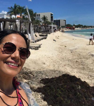 Debemos proteger nuestras raíces: Lila Downs desde Playa del Carmen