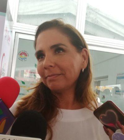 Asegura Mara Lezama que sancionarán a funcionarios por realizar conferencia de Morena en horario laboral