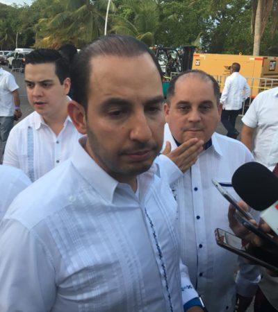 Se dice el panista Marko Cortés abierto a una alianza incluso con el PRI para defender las instituciones