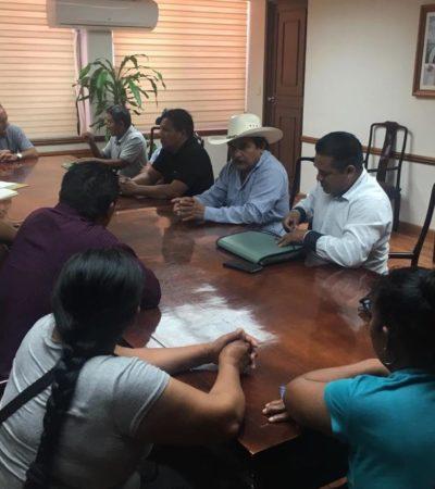 REPORTAN DISTURBIOS EN COMUNIDAD DE BACALAR: Se desatan conflictos entre transportistas de Maya Balam