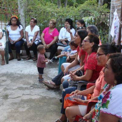 Activistas resguardan a mujeres en sus propias casas a falta de un refugio para víctimas de violencia en Cancún