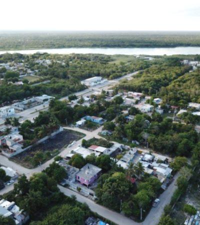 """Habitantes de la colonia """"Nuevo Progreso"""" seguirán defendiendo sus propiedades"""