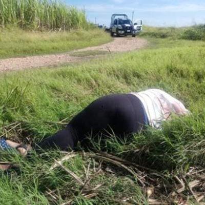 HORRENDO CRIMEN: Hallan cadáver de fémina con el rostro desfigurado en Tabasco