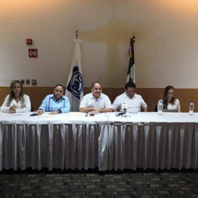 Designan a Eduardo Martínez Arcila coordinador de la bancada del PAN en la XVI Legislatura
