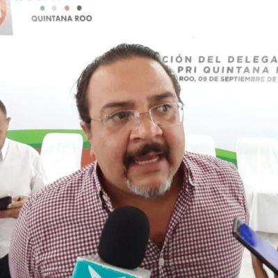 """""""El PRI no está muerto ni en QR ni en ningún otro lugar del país, sólo se está renovando"""", afirma nuevo delegado del partido"""
