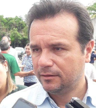 Conanp no consultó con el municipio sobre cierre de zona arrecifal en Cozumel, asegura Pedro Joaquín