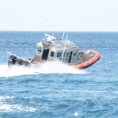Buscan a tres pescadores extraviados en Cozumel