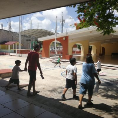 Sufre preescolar de Cancún su quinto robo del año